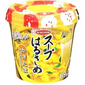 スープはるさめ(かき玉)