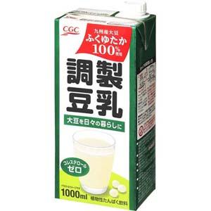 調製豆乳(九州産大豆使用)