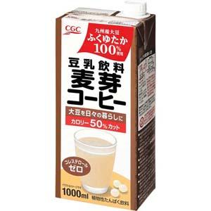 豆乳飲料麦芽コーヒー