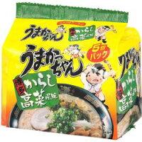 うまかっちゃん(からし高菜)